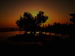 Sunset at Halkadeki