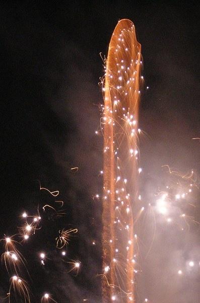 Firework by Mintakax