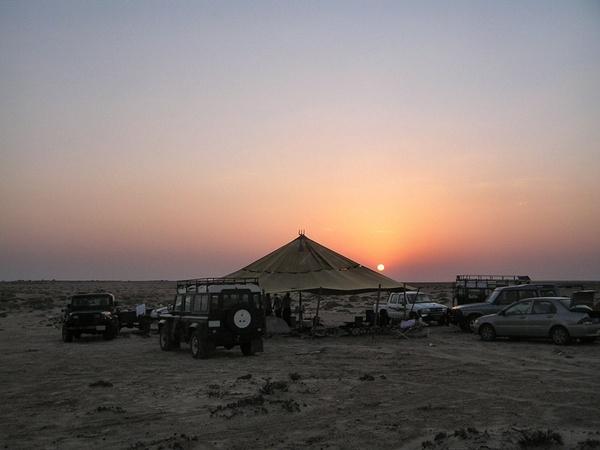 Sunrise by ianofarabiaz