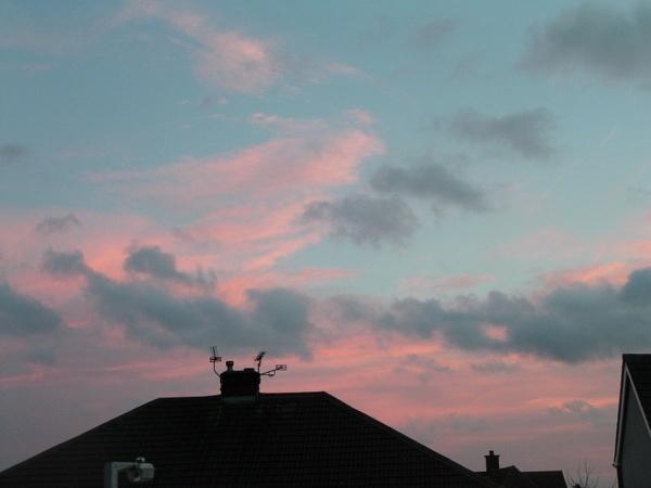 November sky by spireite