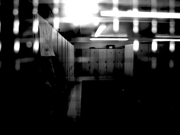 The Locker Room by Charteris