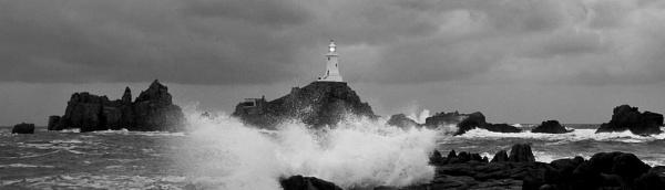 Corbierre Lighthouse2 by richardolivermartin