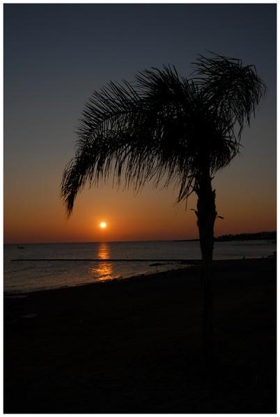 Sunrise in Cyprus by BigSausage