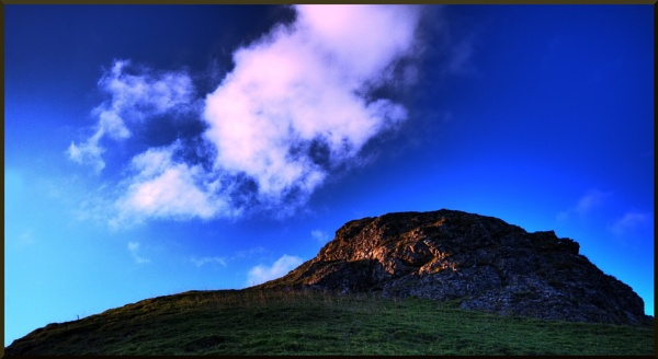 Lonely as a Thorpe Cloud by monkeygrip