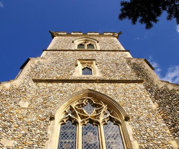 Arkesden Church by DebbieBMP