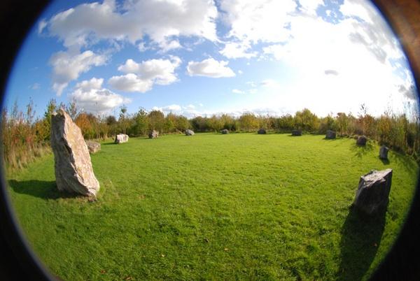 Stone circle by Gordon1