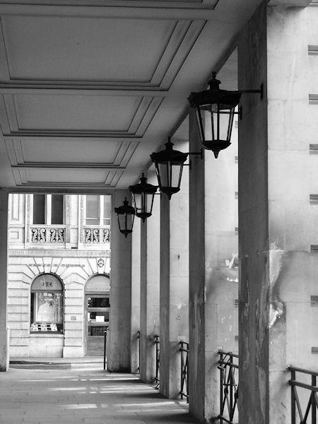 London Lanterns by Swanvio