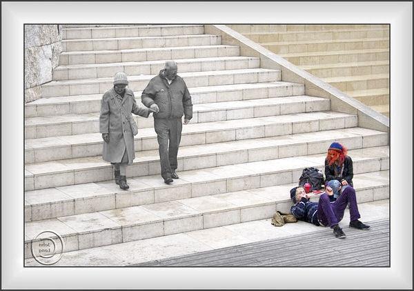 Generations Apart by johnlong