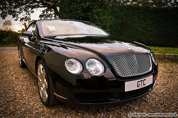 Bentley Continental GTC by RobPhotonova