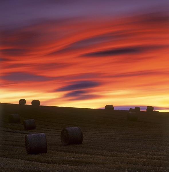 Sunset Sonata by hwatt