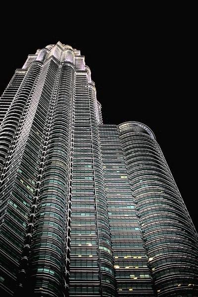 malaysia klcc by alzh