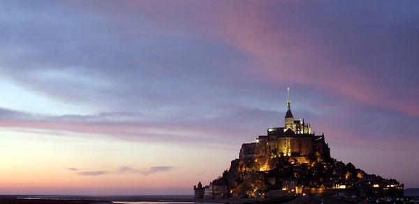 Mont Saint Michel by mark.kavanagh
