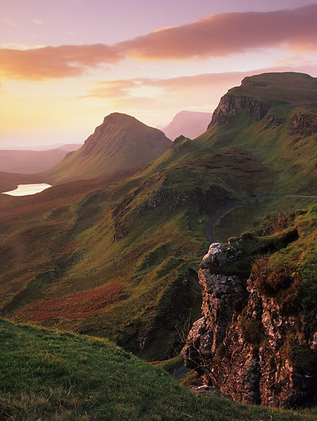 The Quiraing, Skye by tg