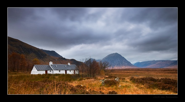 Blackrock Cottage in Glencoe by webjam