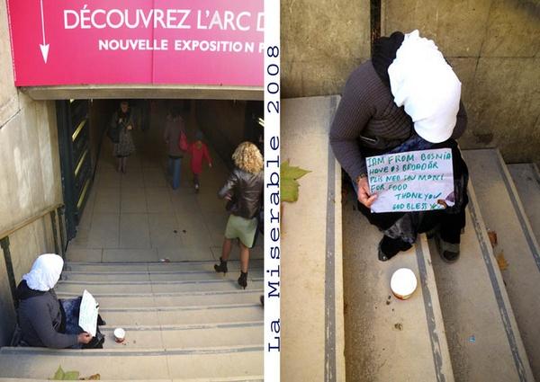 La Miserable 2008 - Paris by kombizz