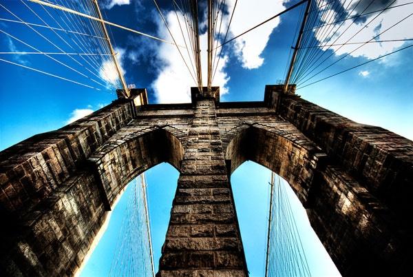 Brooklyn Bridge by Rowan_Mark