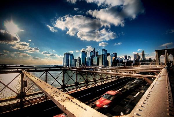 Gotham City by Rowan_Mark