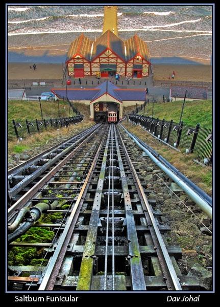 Saltburn Funicular by davart