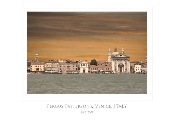Venetian Sunrise by ferguspatterson
