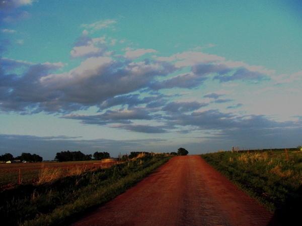 An Open Road by dreamflower
