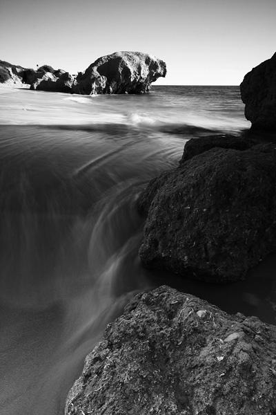 BW Beach by nickfrog