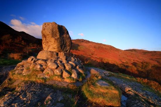 Bruce\'s Stone, Loch Trool by AidanT