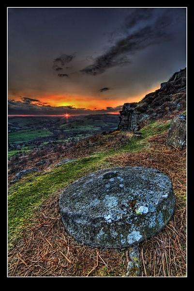 Sun Stone by paulfreeman