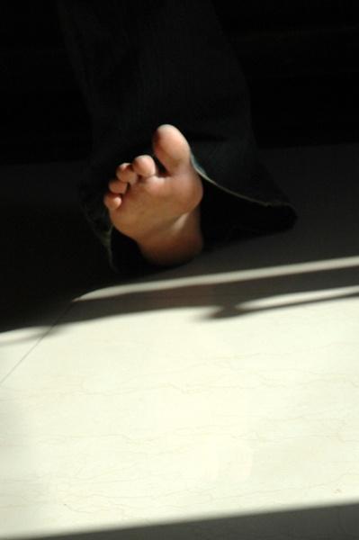 leg by sunayana