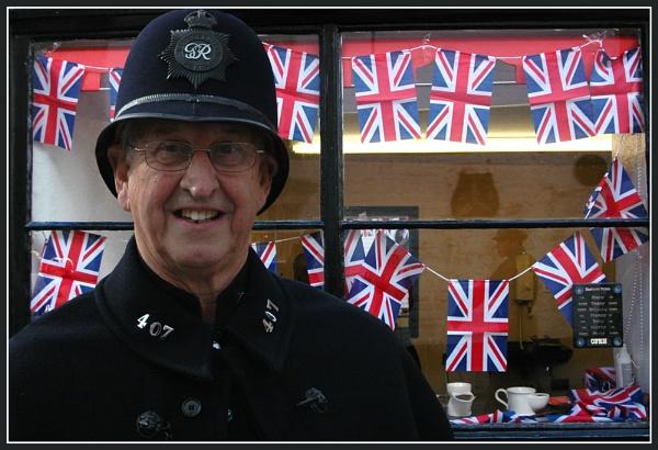 The British Bobby by MickyMc