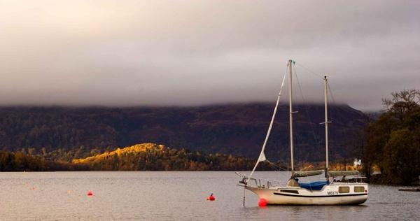 Loch Lomond by xstevex