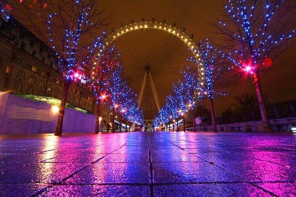 London Eye by afairfull