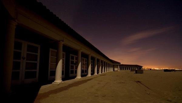 Moon Huts II by moonlightallan