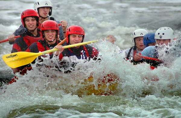 rafting by ceejay63