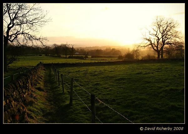 Sunset by DRicherby