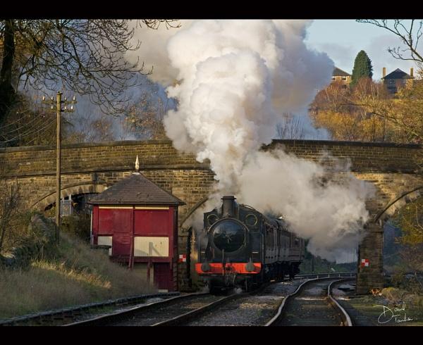 Winter Steam by dtomo68