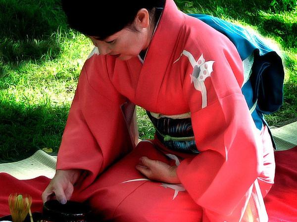 tea ceremony by proz