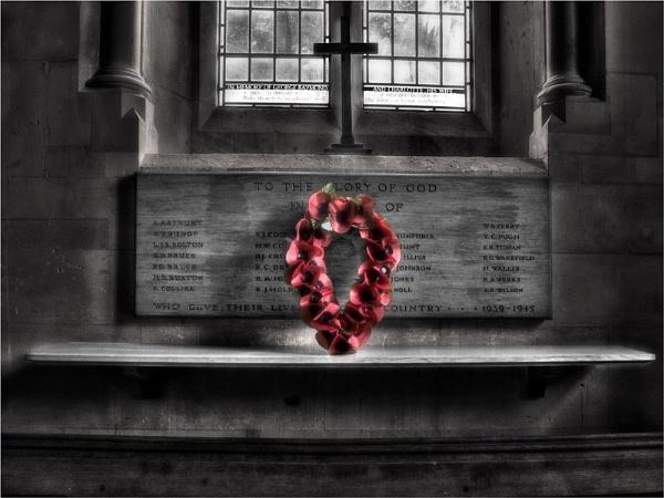 In Memory by Hoffy