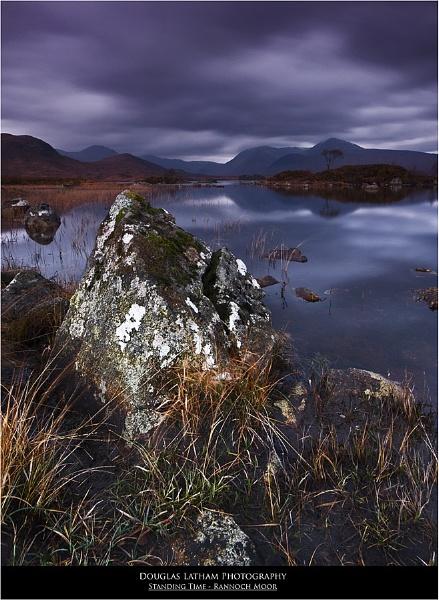 Standing Time - Rannoch Moor by DouglasLatham