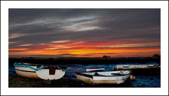morston sunset by bumbleb3