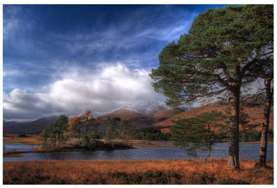 Loch Tulla by AidanT