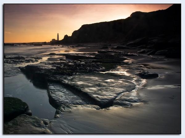 St Marys Lighthouse by Ray001