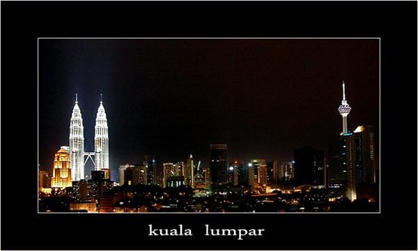 KL at night by Maisarah