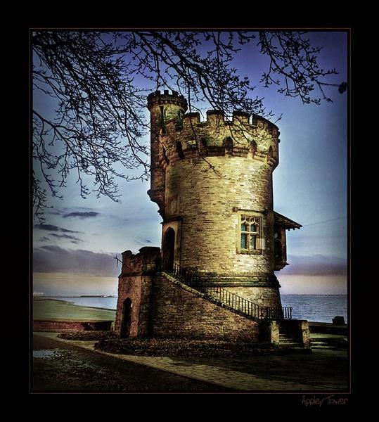 Appley Tower by cirrusminor