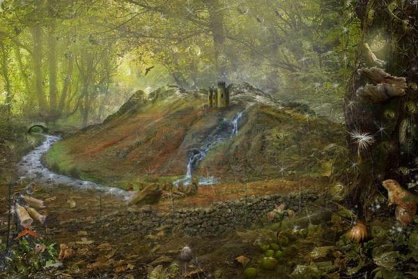 Enchanted kingdom by Angi_Wallace