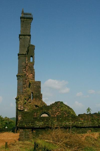 Ruins of St. Augustine\'s Church by ianofarabiaz