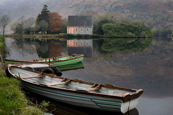 Gougane Barra by oldbarrowboy