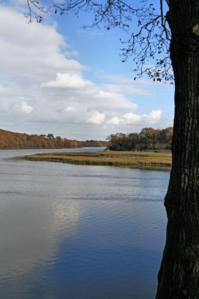 river hamble by MGP