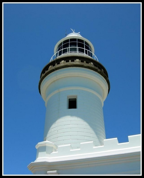Cape Byron Lighthouse by Inara