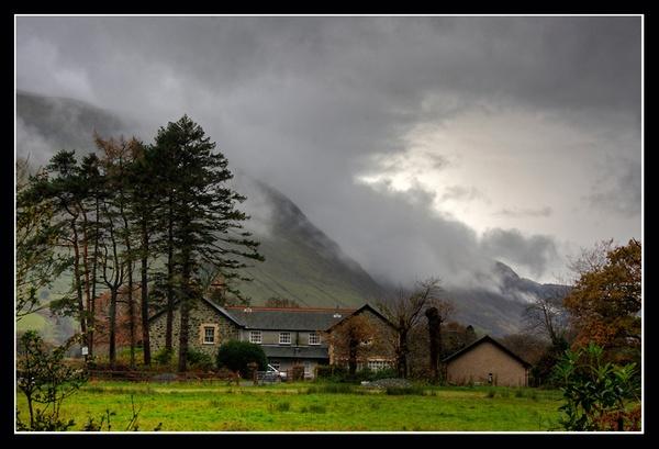 Tal-y-llyn Campsite by urdygurdy