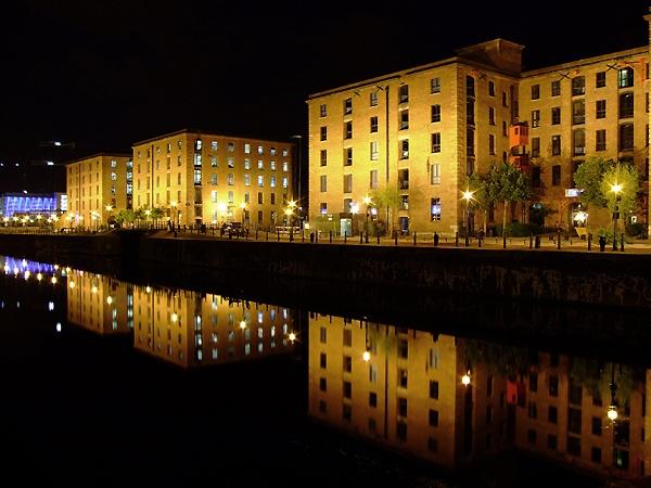Albert Dock by urdygurdy